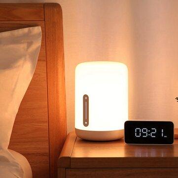 Xiaomi Mijia MJCTD02YL Luz de cabecera colorida 2 Bluetooth WiFi Touch APLICACIÓN Control Apple HomeKit Siri