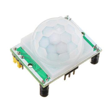 Mini IR Pyroelectric Infrared PIR Motion Human Body Sensor Detector Module