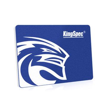 Kingspec T Series TLC SSD 60GB HDD Hard Drive 2.5 Inch 7mm SATA3 6Gb / s Solid State Drive SSD untuk PC
