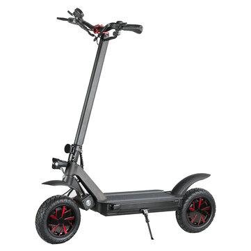 ESWING ESM8 60V 20.8Ah 3600W Dubbele elektrische opvouwbare elektrische scooter 70km / h Maximale maximale belasting 150kg 11 inch elektrische scooter