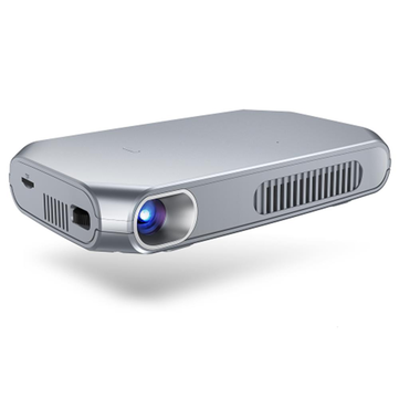 Rigal RD603 Mini DLP Projector Android WiFi bluetooth LED Proyector Pico Pocket HD Portable Shutter