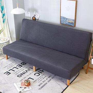 Honana Creativo de alta elástico lavable Anti Tela de ácaros Protector de sofá Funda de sofá Funda completa de deslizamiento