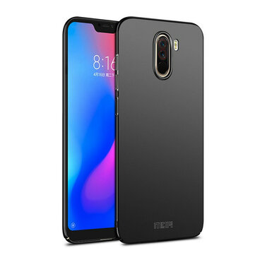 Mofi Matte Ultra Thin Shockproof Hard PC Back Cover Protective Case for Xiaomi Pocophone F1