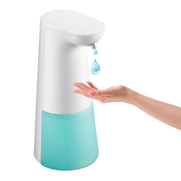 250ML Smart Sensor Automatic Induction Liquid Foaming Soap Dispenser Infrared Sensor Foaming from xiaomi youpin