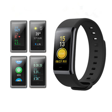Original Xiaomi AMAZFIT Cor MiDong 1.23 inch Colorful IPS Waterproof Smart Wristband Chinese Version