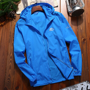 Outdoor Sport Quick Drying Lightweight Thin Waterproof Suncreen Skin Coats