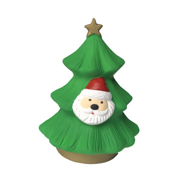 Squishy Santa Claus Christmas Tree 13CM Christmas Gift Decoration Collection With Packaging