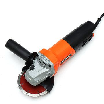 Smerigliatrice di angolo della levigatrice di 220V 1200W per il portatile di Woodwroking della lavorazione dei metalli dello smalto dell'automobile