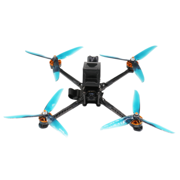 Eachine Tyro129 280mm F4 OSD DIY 7 Inch FPV Racing Drone PNP w/ GPS Caddx.us Turbo F2