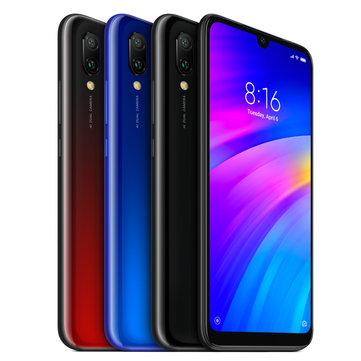 Xiaomi Redmi 7 Global Version 6.26 pollici doppio posteriore fotografica 3 GB RAM 32GB rom Snapdragon 632 Octa core 4G Smartphone