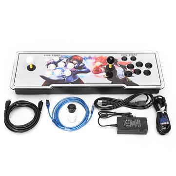 1299 i 1 spel arkad spelkonsol maskin video med joystick nyckel VGA / HDMI / USB