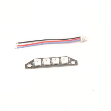 Eachine Aurora 90 100 Mini FPV Racer RC Drone Spare Part WS2812 LED Board LED Strip Light