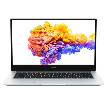 HONOR MagicBook 14 2021 Edition 14.0 inch Intel Core i5-1135G7 16GB RAM 512GB SSD 100% sRGB 56Wh Battery Backlit WiFi 6 Fingerprint Type-C Fast Charging Notebook