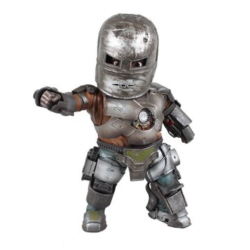 Stark MK1 Tony Action Figure Doll 20cm Toy Gift Collection With Light