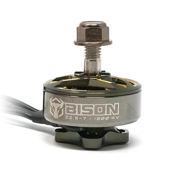 RCINPOWER BISON 22.5-7 1800KV 5-6S 2500KV 3-4S Brushless Motor Freestyle for RC Drone FPV Racing