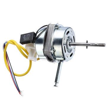 220V 60W Fan Motor 18mm Copper Wire Double Ball Bearing Pure Copper AC Motor