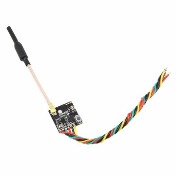 Eachine NANO VTX 5.8GHz 48CH 25/100/200/400mW Switchable FPV Transmitter Support OSD/Pitmode/IRC Tramp for RC Drone Tiny whoop