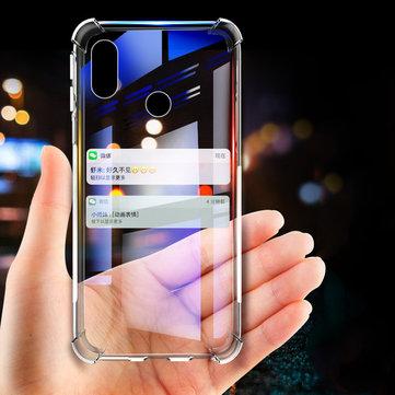 Bakeey Antichoc Transparent Soft Housse de protection en TPU pour Xiaomi Mi Max 3