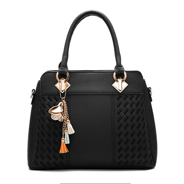 Buy Simple Fashion Casual Large Capacity Business Travel Women Laptop Bag Style 2 with Litecoins with Free Shipping on Gipsybee.com