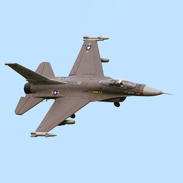 FMS F-16 Fighting Falcon V2 760mm Wingspan 64mm 11-Blade Ducted Fan Aircrafts EPO RC Airplane PNP