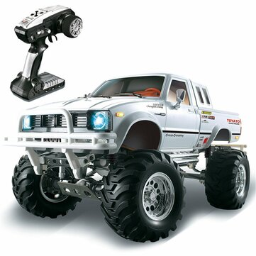 $200.99 for HG P407 1/10 4WD RC Car RTR Vehicle