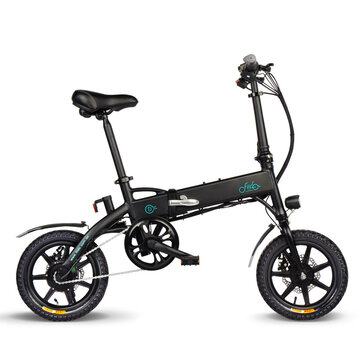 US$569.0032%FIIDO D1 36V 250W 7.8Ah 14 Inches Folding Moped Bicycle 25km/h Max 60KM Mileage Electric BikeBike & BicyclefromSports & Outdooron banggood.com