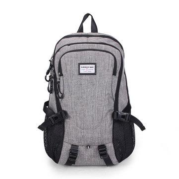 Мужчины Многофункциональный рюкзак для бизнеса Sport Travel Сумка Сумка большой емкости