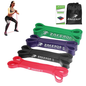 1pc Fitness Resistance Bands Home Yoga Elastic Band Pilates Sport Strength Training Tools