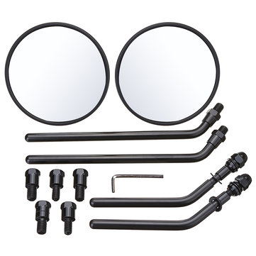 25% OFF For Round Rearview Motorcycle Mirrors