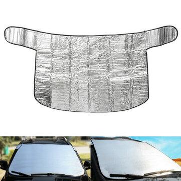 Protección UV Coche Cubierta de la ventana delantera Wind Shield Windscreedn Visera Parasol Universal