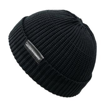 Winter Vintage Đàn ông Phụ nữ Windproof Ấm đan Mũ len ngoài trời Slouch Skullcap