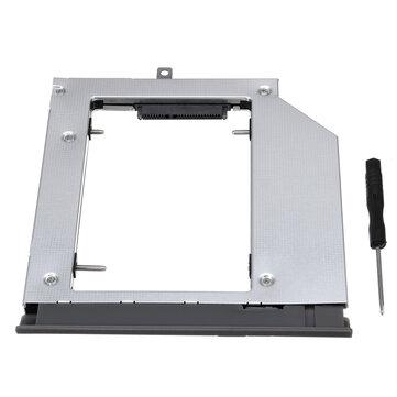 Notebook Optical Drive Bay Hard Drive Caddy För Lenovo Ideapad 320 330 520 Converter