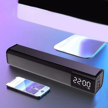 LyRay 20W Soundbar Wireless Portable Bluetooth Speaker HI FI Sound Quality Independent Dual Sound Unit
