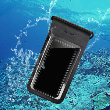 Guildford 6 Inch IP67 Waterproof Cell Phone Case Holder Smartphone Bag Touch Screen For iPhoneX 6 6S 7 8 Plus from Xiaomi Youpin