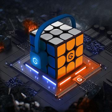 Xiaomi Giiker i3s AI Intelligent Super Cube Smart Magic Magnetic Bluetooth APP Kusinthasintha Puzzle Toys
