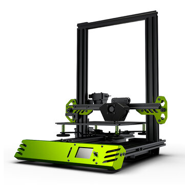 TEVO® Tarantula Pro 3D Yazıcı Kit, 235x235x250mm Baskı Boyutu MKS GenL Anakart 0.4mm Volkan Meme Desteği 1.75mm Filament