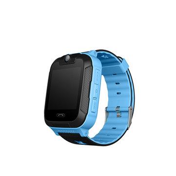 Bakeey V6 Touch Screen per bambini SOS GPS Location Tracker 3G Network WiFi fotografica Smart Watch