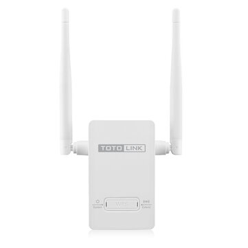 Buy TOTOLINK 2.4GHz 300Mbps WiFi Extender WiFi Repeater Wireless Amplifier with 4 on Gipsybee.com