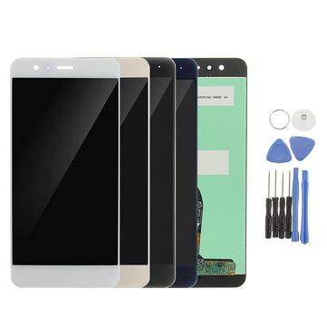 LCD Дисплей + сенсорный экран Замена экрана для экрана Digitizer для Huawei P10 Lite