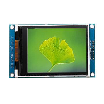 3.2 Inch 8Pin 240*320 TFT LCD Screen SPI Serial Display Screen Module ILI9341 For Arduino