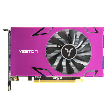 Yeston R7 350-4G 6HDMI GA 4GB GDDR5 128Bit 800MHz 4500MHz Graphics Card for Video Multi-Screen Series