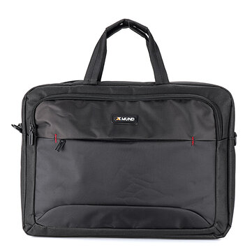 Xmund 17.3 inch Laptop Bag Business handbag for men and women - Black