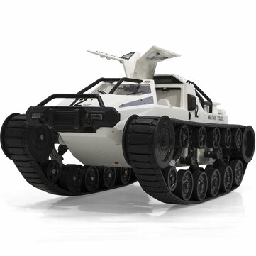SG 1203 1:12 2.4G Drift Tank RC Car Kit High Speed Full Proportional Control Vehicle Models Without Electronic Element