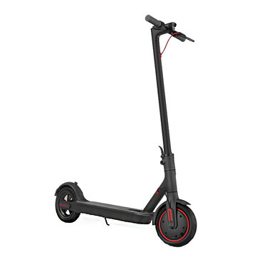 2019 Xiaomi Electric Scooter Pro 12.8Ah 42V 300W Motor 3 Speed Modes 25km or h Max. Speed 45km Mileage Range Double Brake System Multi function Control Panel