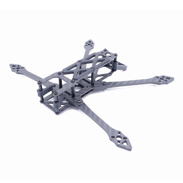 Range 4 175mm Wheelbase 3mm Arm Thickness 4 Inch Frame Kit Support 16x16mm Flight Controller 1505 Motor for RC FPV Racing Drone