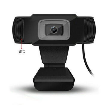 HD 1080P Webcam Auto Focus Web Camera Cam For PC Laptop Desktop with Microphone Home Office Online Course Video Calls for sale in Litecoin with Fast and Free Shipping on Gipsybee.com