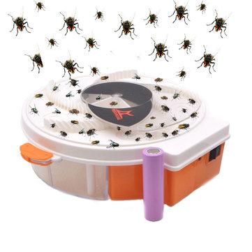 4W LED電動フライトラップUSB蚊キラーランプキャンプ害虫駆除のための昆虫キラーランプ
