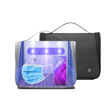 How can I buy Outdoor Travel UV Disinfectant Tank LED Ultraviolet Sterilizer Storage Bag Deodorate Sterilization Box with Bitcoin