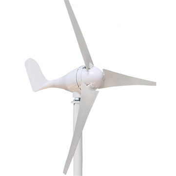 DC 12/24V 400W 3 Blade Wind Turbine Generator without Windmill Charge  Controller