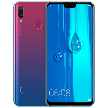 HUAWEI Enjoy 9 Plus 20MP Dual Rear Camera 6.5 inch 4GB 64GB Kirin 710 Octa core 4G Smartphone